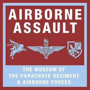 Parachute Regiment and Airborne Forces Museum Regimental museum