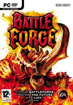 Picture of a game: Battleforge