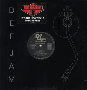 The New Style (song) 1986 single by Beastie Boys