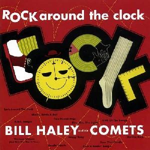 Rock Around The Clock Album Cover