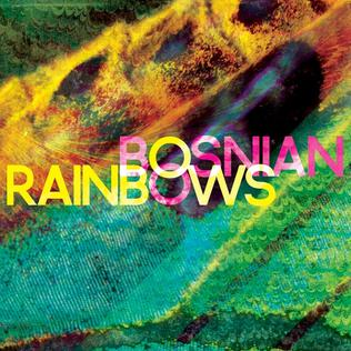 <i>Bosnian Rainbows</i> (album) 2013 studio album by Bosnian Rainbows
