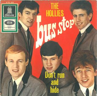 Bus Stop (song) 1966 single by The Hollies