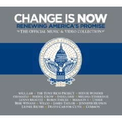 <i>Change Is Now: Renewing Americas Promise</i> 2009 compilation album by Various artists