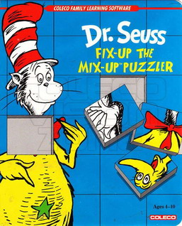 Dr. Seuss' Fix-Up the Mix-Up Puzzler