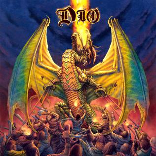 <i>Killing the Dragon</i> 2002 studio album by Dio