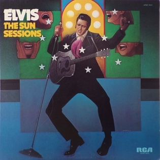 <i>The Sun Sessions</i> 1976 compilation album by Elvis Presley