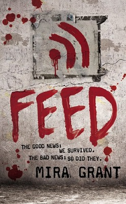 <i>Feed</i> (Grant novel) book by Seanan McGuire