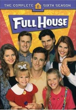 Full House Season 6 Wikipedia