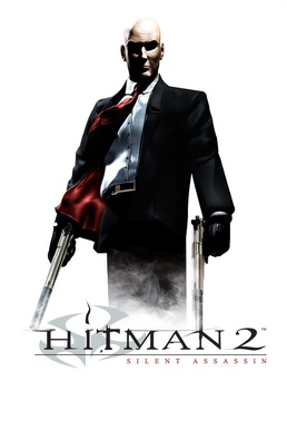 The cover artwork for Hitman 2