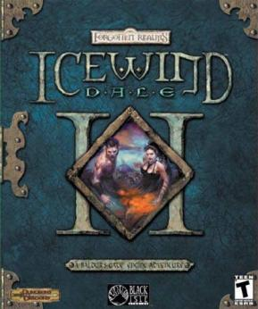 Picture of a game: Icewind Dale II