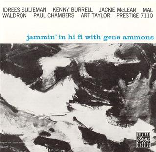 <i>Jammin in Hi Fi with Gene Ammons</i> 1957 studio album by Gene Ammons