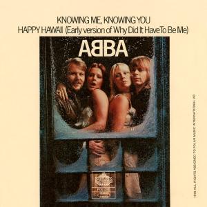 翻唱歌曲的图像 Knowing Me, Knowing You 由 ABBA