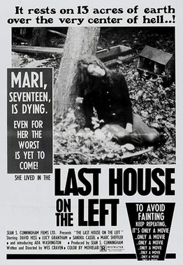 The Last House on the Left (1972 film) - Wikipedia