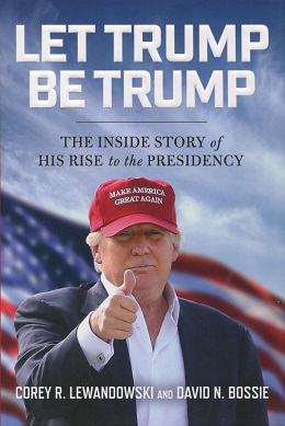 2017 memoir about the 2016 Trump presidential campaign