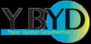 Y Byd logo