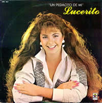 Studio album by Lucerito