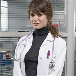 Maddy Young Fictional character in medical drama Holby City
