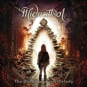 <i>The Metamorphosis Melody</i> 2011 studio album by Midnattsol