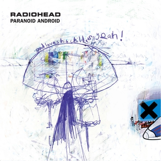 Image result for radiohead paranoid android