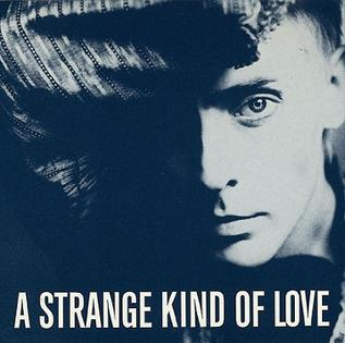 A Strange Kind of Love 1990 song performed by Peter Murphy