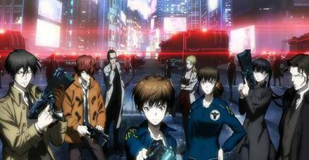 List Of Psycho Pass Characters Wikiwand
