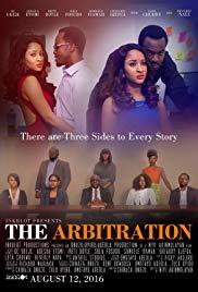<i>The Arbitration</i> 2016 film directed by Niyi Akinmolayan