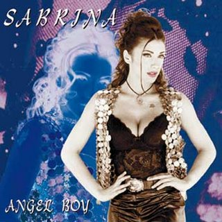 Angel Boy 1995 song performed by Sabrina Salerno