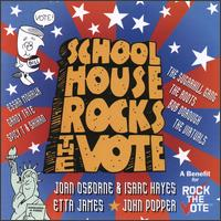Schoolhouse Rocks the Vote! album cover.jpg