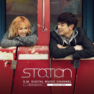 Spring Love (Eric Nam and Wendy song) - Wikipedia