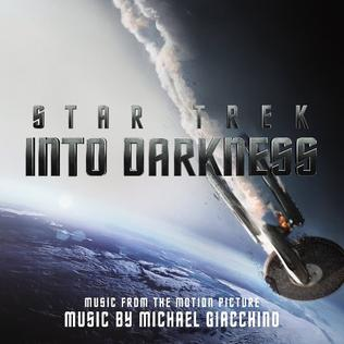 <i>Star Trek Into Darkness</i> (soundtrack) album by Michael Giacchino