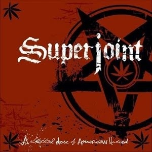 <i>A Lethal Dose of American Hatred</i> 2003 studio album by Superjoint Ritual