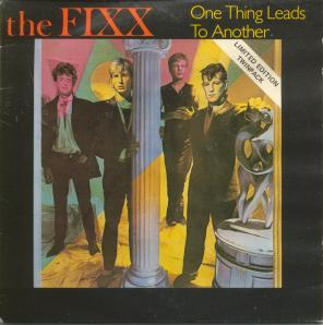 Fixx, The - Saved By Zero / Outside