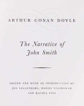 essay on john smith