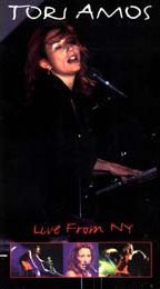 <i>Tori Amos: Live from New York</i> 1998 video by Tori Amos