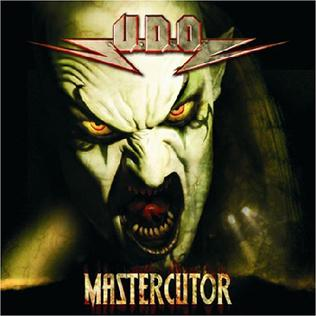 <i>Mastercutor</i> 2007 studio album by U.D.O.