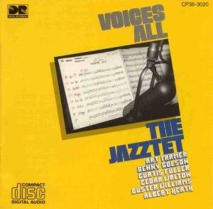 <i>Voices All</i> 1983 studio album by The Jazztet