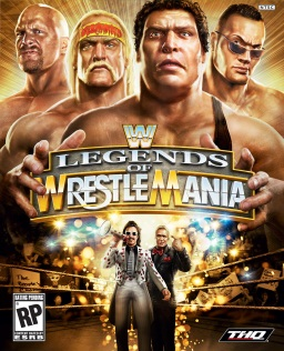 Picture of a game: Wwe Legends Of Wrestlemania
