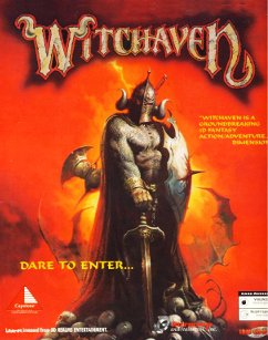 <i>Witchaven</i> video game