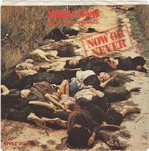 Now or Never (Yoko Ono song) 1972 single by Yoko Ono