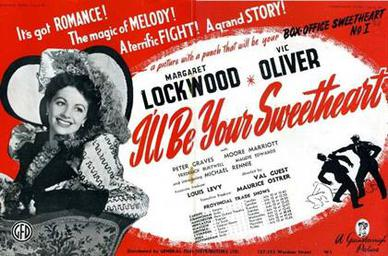 Image result for i'll be your sweetheart 1945