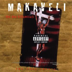 Makaveli crucified