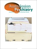 <i>Australasian Psychiatry</i> journal