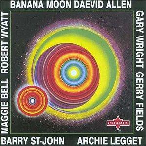 <i>Banana Moon</i> 1971 studio album by Daevid Allen