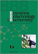 <i>Bioscience, Biotechnology, and Biochemistry</i> Academic journal