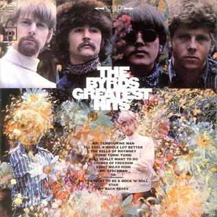 The Byrds' Greatest Hits artwork