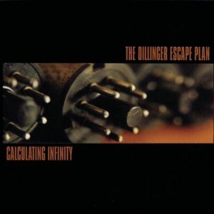 <i>Calculating Infinity</i> album by The Dillinger Escape Plan