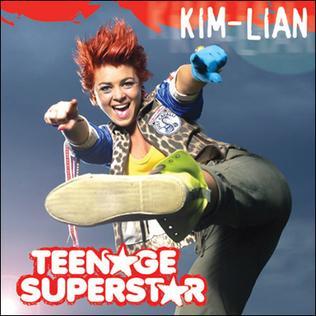 Teenage Superstar 2003 single by Kim-Lian