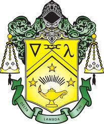 Delta Lambda Phi crest