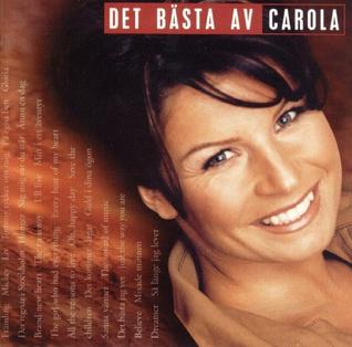 <i>Det bästa av Carola</i> 1997 greatest hits album by Carola