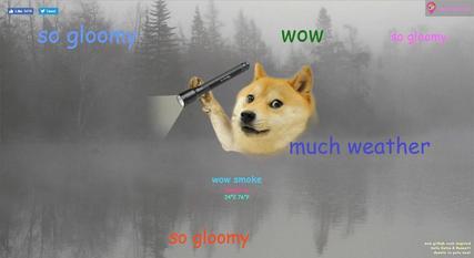 doge weather wikipedia